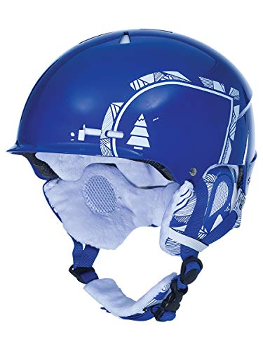 Picture Skihelm blau XL