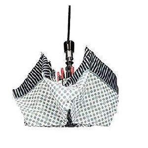 Braccialini ombrello Nero a poi bc830