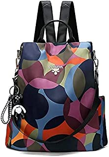 Luksuriøst Backpack women's Oxford multi-function backpack casual anti-theft backpack for girls and school bags