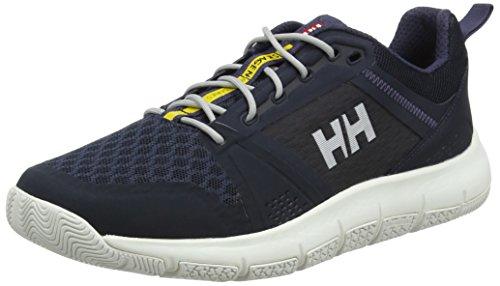 Helly Hansen Damen W Skagen F-1 Offshore Fitnessschuhe, Blau (Navy/Graphite Blue/Off 597), 36 EU