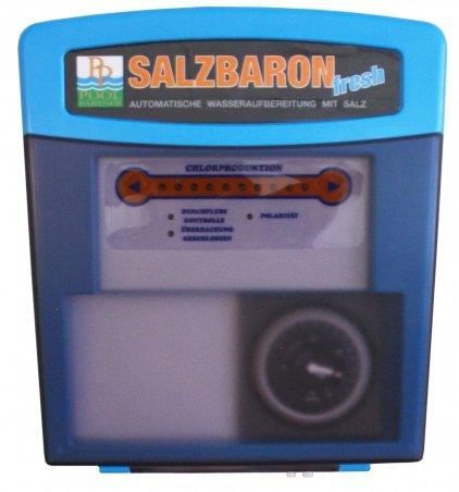 Steuerung Pool Partner Salzbaron Fresh Salz