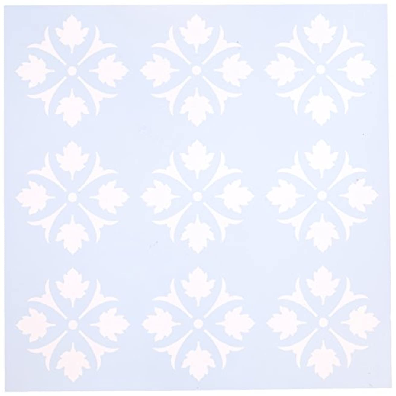 CLEARSNAP Clear Scraps Celtic Pattern Stencils, 12 by 12