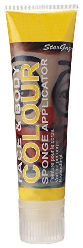 Stargazer Products Primary Shade Gesichtsfarbe Gelb, 1er Pack (1 x 100 ml)