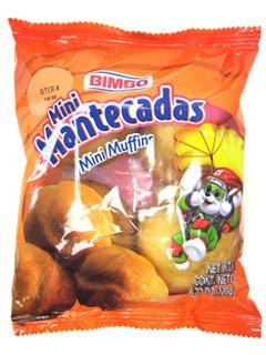 Mantecadas Very popular Bimbo - Mini oz favorite 4.23 3 Muffins