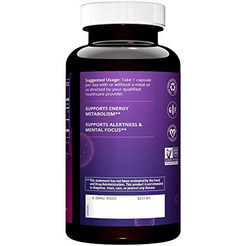 MRM Acetyl L-Carnitine, 500mg, 60 Vegan Capsules
