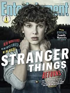 Entertainment Weekly Magazine (October 6, 2017) Stranger Things Returns Millie Bobbie Brown Cover 1 of 3
