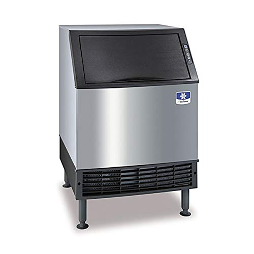 """Manitowoc UYF-0140A NEO 26"""" Air Cooled Undercounter Half Dice Cube Ice Machine"""