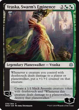 Magic: The Gathering - Vraska, Swarm
