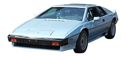 Representative 1986 Esprit shown. Lotus