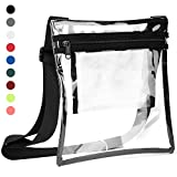 Best Clear Purses - Vorspack TPU Clear Cross-Body Purse NFL Stadium Approves Review