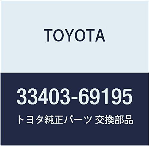 TOYOTA 33403-69195 wholesale Elegant Speedometer