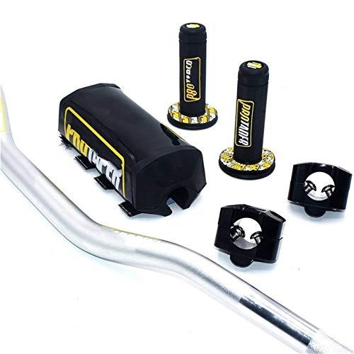 HTSM para Manillar Pro Taper Paquete Bar 1-1/8' La Barra De Sujección Pad Apretones Pit Pro Dirt Racing Pit Motocicleta Bici Adaptador De 28,5 Mm CNC Motos Piezas (Color : 12)