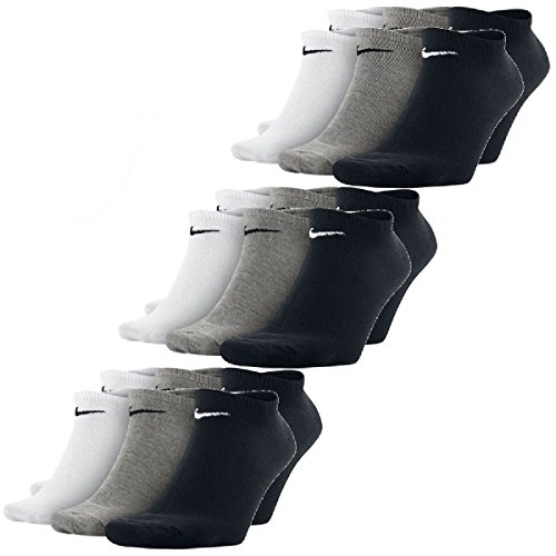 Nike 9 Paar Sneakersocken Füßlinge Socken Socks SX2554