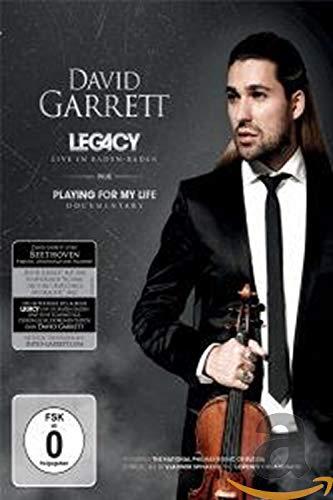 David Garrett - Legacy: Live In Baden Baden