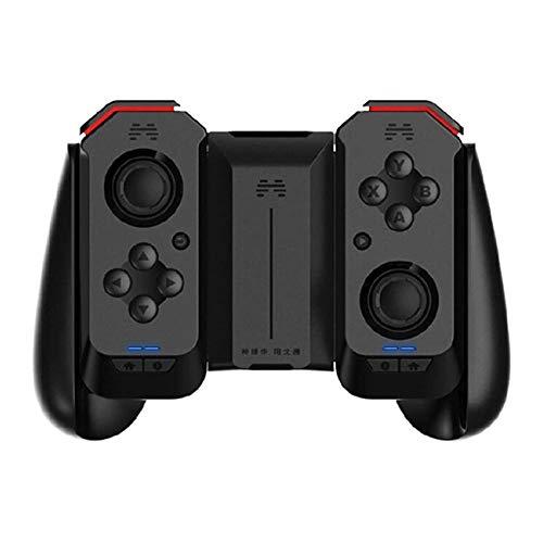 AMOYEE Manette sans Fil Manettes Gauche Droite sans Fil Bluetooth Gamepad Joystick Controller, for Les téléphones Portables, tablettes, PC Portable Game Controller