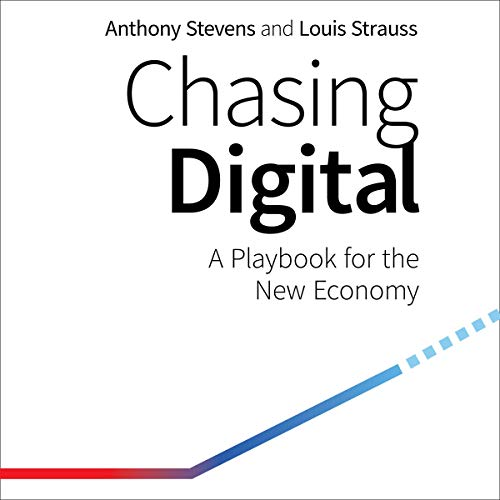 Chasing Digital audiobook cover art