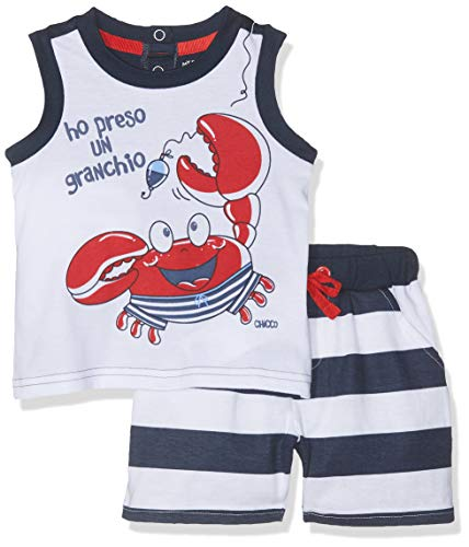 Chicco baby-jongensset Canotta + Pantaloncini Top