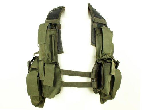 Unbekannt Einsatzweste Tactical (12 TA.) Oliv [Misc.]