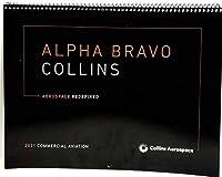 玄人航空ファン必携COLLINS コリンズエアロスペース 2021年カレンダー