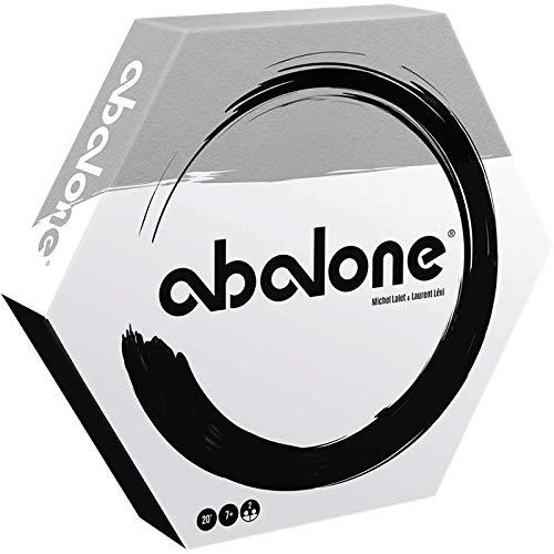 Asmodee Abalone (redesigned), Familienspiel, Strategiespiel, Deutsch