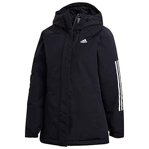 adidas Damen Xploric 3-Streifen Jacke, Black, XL