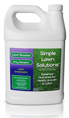 Commercial Gallon Lawn Energizer Nutrients - Grass...