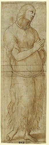 Das Museum Outlet–Maddalena by Raffaello–Poster Print Online kaufen (101,6x 127cm)