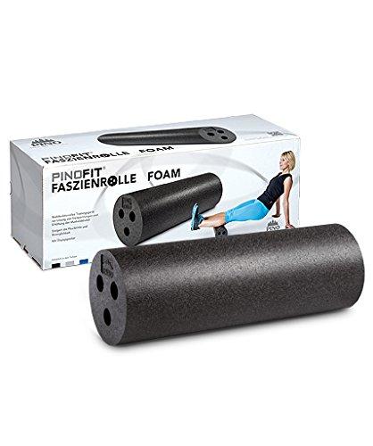 PINOFIT Faszienrolle Foam (schwarz)