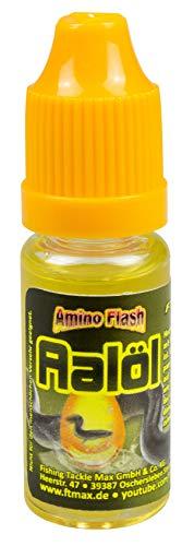FTM Aalöl 10ml - Lockmittel zum Aalangeln, Lockstoffe für Aalköder, Fischlockstoff für Aale