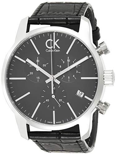 カルバンクライン腕時計 シティ クロノ
