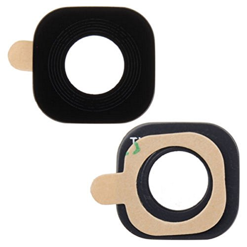 Compatible pour Samsung Galaxy S9 SM-G960F G960 G960F Lentille extérieure en verre pour appareil photo arrière avec adhésif double face.
