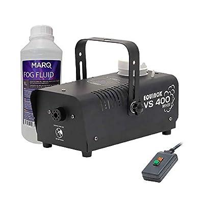 Equinox VS400 400W Smoke Machine inc. 1L Fluid
