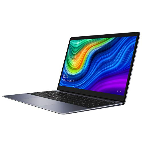 CHUWI HeroBook Pro 14.1 Inch Laptop, 8GB RAM 256GB SSD, Intel Geminil lake N4000 2.6GHZ, Windows 10 OS, 4K Video Decoding, Support 512 GB TF Card 1T M.2 SSD, 1920x1080 IPS Display, 2.4G WiFi