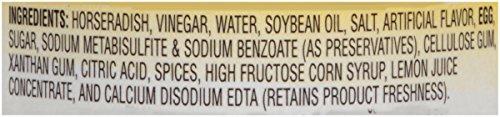Zatarain's Prepared Horseradish, 5.25 oz