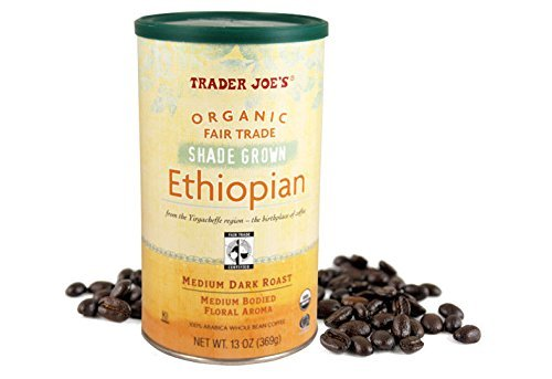 Trader Joe's Organic Ethiopian Coffee
