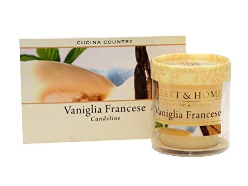Bougie Florever Fragrance Cuisine Vanille \