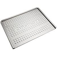 Cuisinart 12 X 16 Inch CGT-301 Stainless Steel Grill Topper