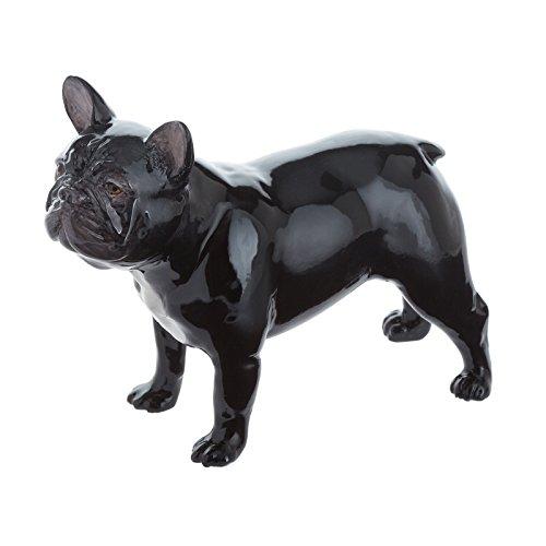 Figura de Bulldog francés Brindle de John Beswick