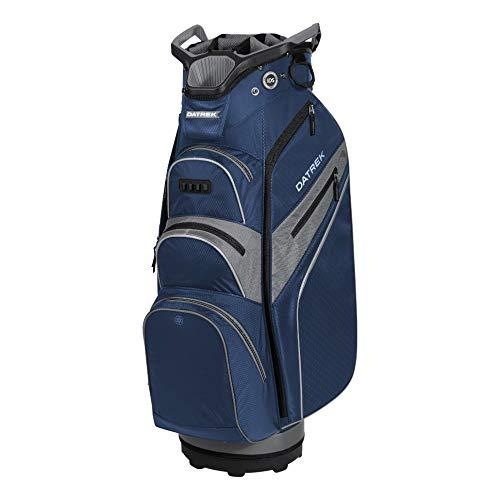 Datrek Lite Rider Pro Golf Cart Bag, Navy/Charcoal/Silver, One Size