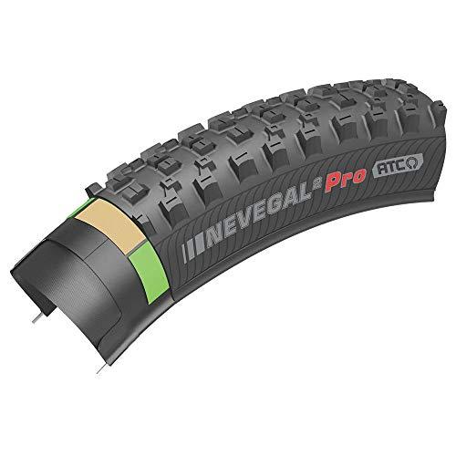 KENDA Neumático Nevegal 2 Pro ATC EN-DTC Cubiertas, Adultos Unisex, Negro, 120