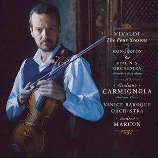 ヴィヴァルディ:ヴァイオリン協奏曲集「四季」他