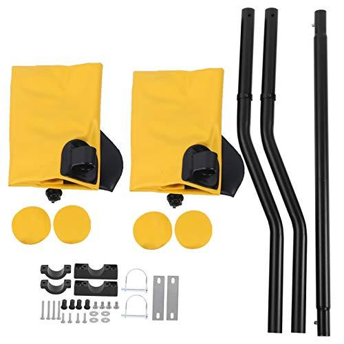 Wosune Kit de stabilisateur de Kayak, Accessoire de Bateau de canoë Stabilisateur de stabilisateur...