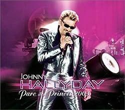 Live au Parc des Princes 2003-Coffret Vinyles-Édition Limitée