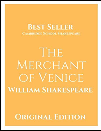 The Merchant of Venice: ( Annotated ) Modern Edition By William Shakespeare.