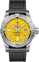 Breitling Avenger II Seawolf Yellow Dial Men's Watch A1733110/I519-152S