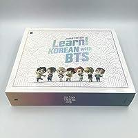 Learn! KOREAN with BTS Book Package(Japan Edition) 教材 韓国語学習)