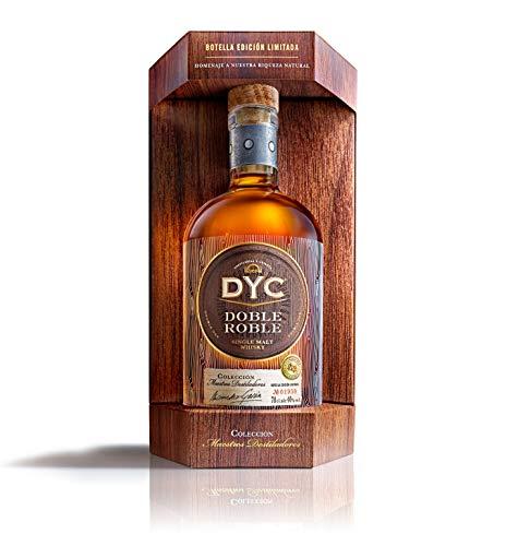 DYC Doble Roble Whisky Edición Limitada, 40% - 700 ml