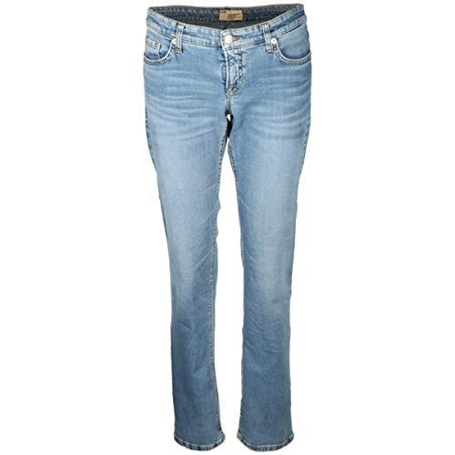 Cambio Damen Jeans Loana Größe 36 EU Blau (blau)