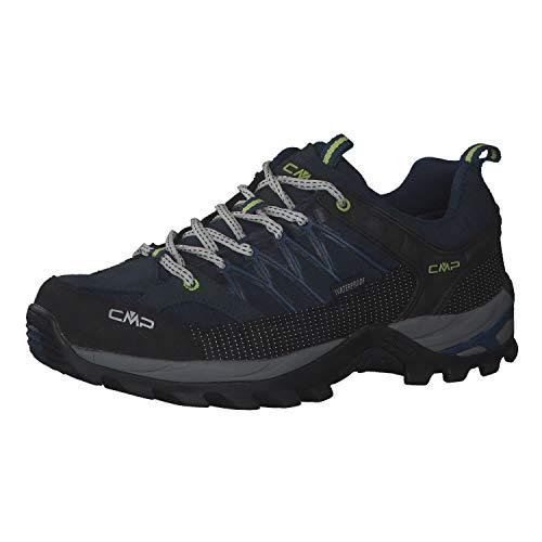 CMP Herren Trekking Schuhe Rigel Low 3Q54457 Cosmo-Plutone 46