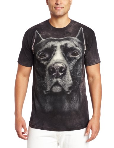 The Mountain - - Chef Hommes Noir Pitbull T-shirt, 4X-Large, Multi